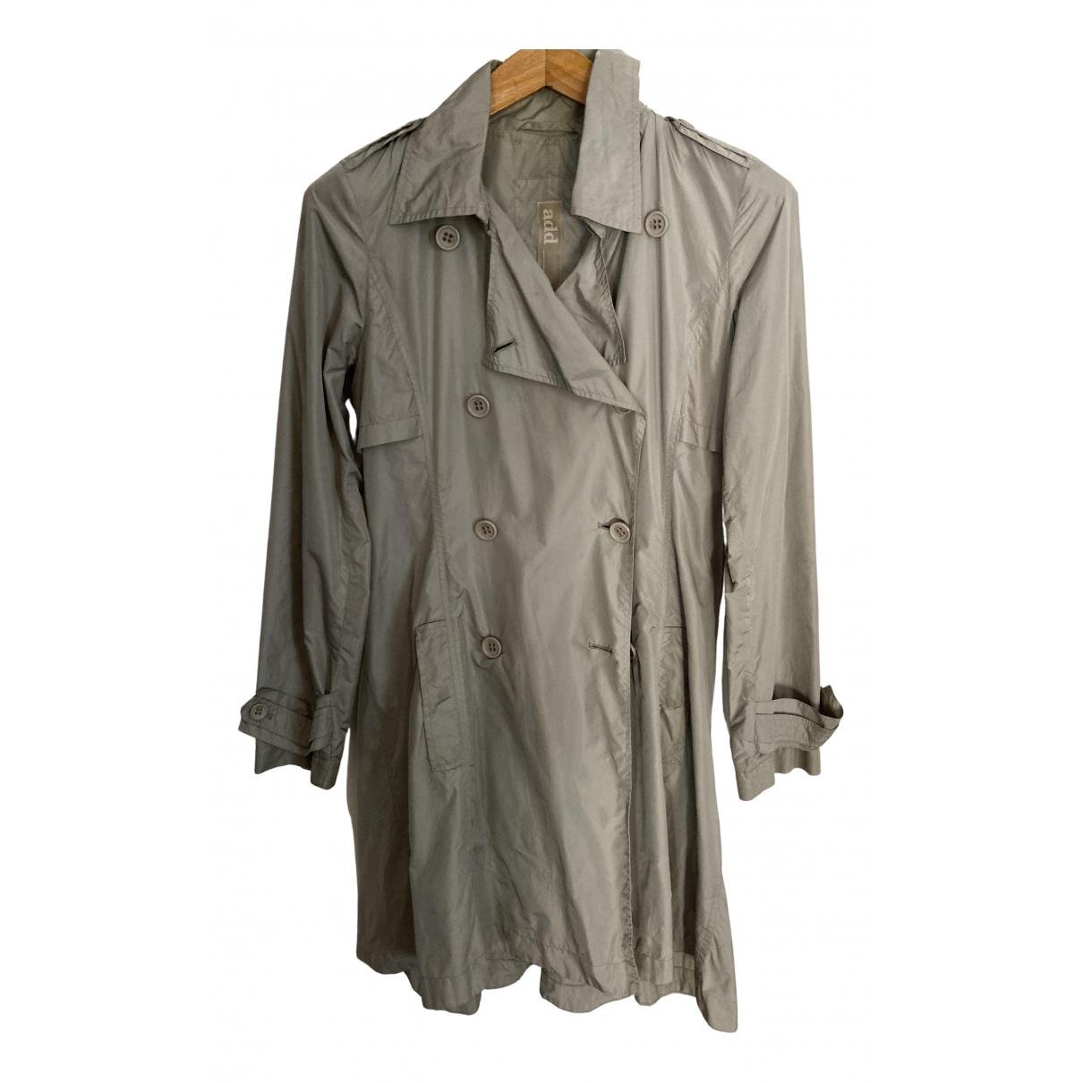 Add - Manteau   pour femme - gris