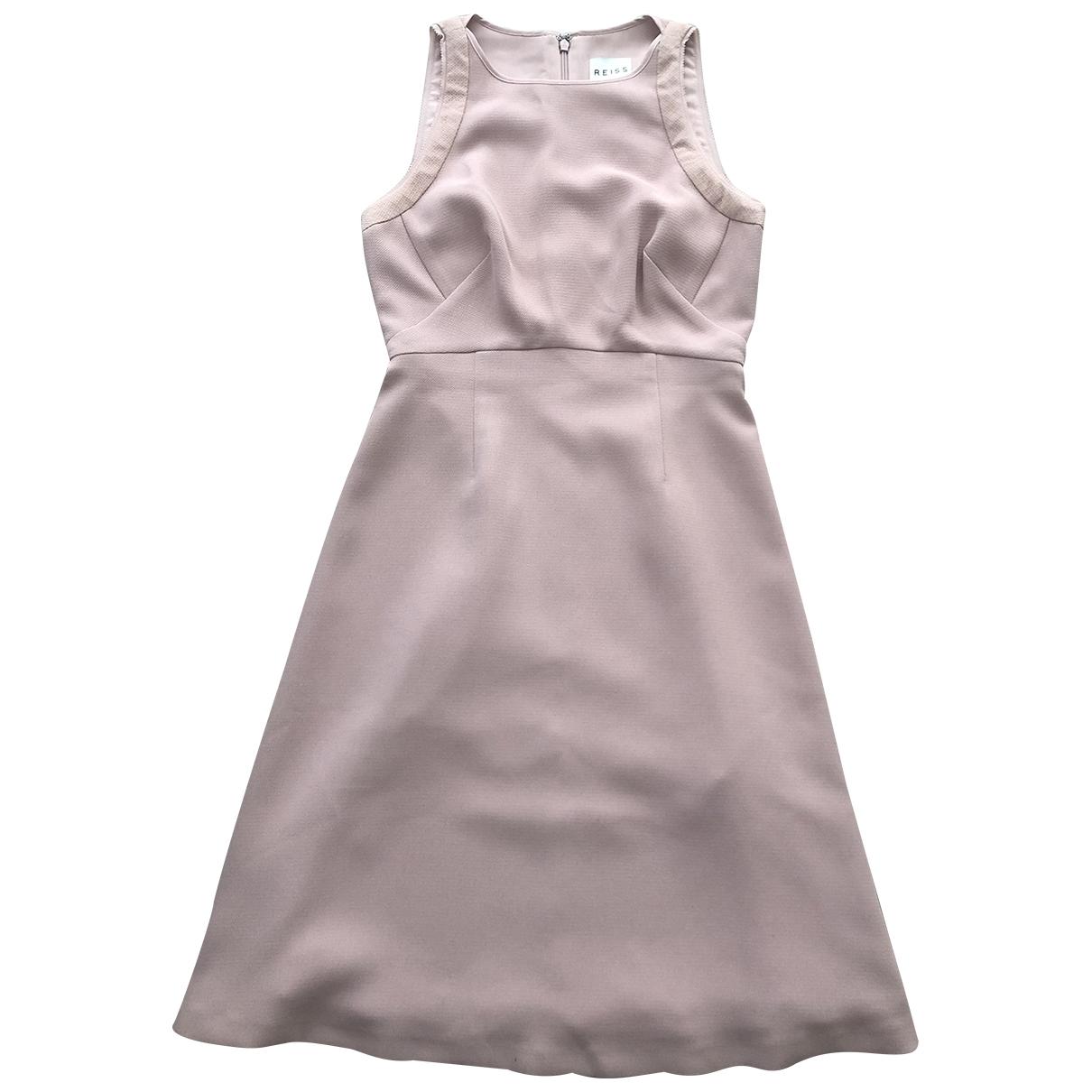 Reiss \N Pink dress for Women 34 FR