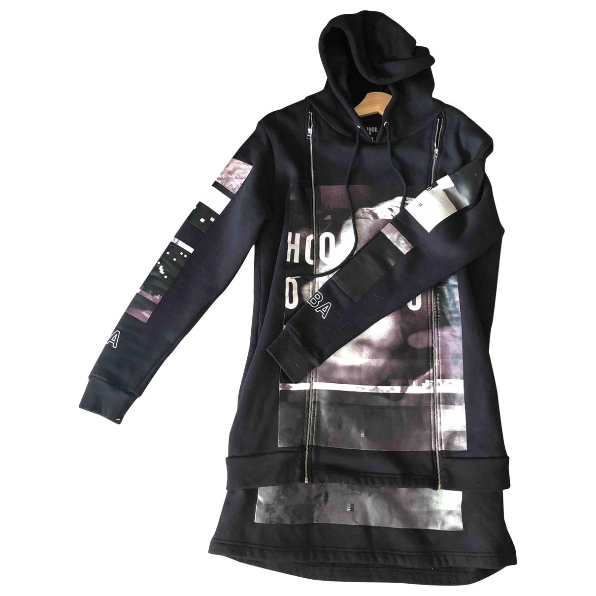 Hba \N Black Cotton Knitwear & Sweatshirts for Men M International