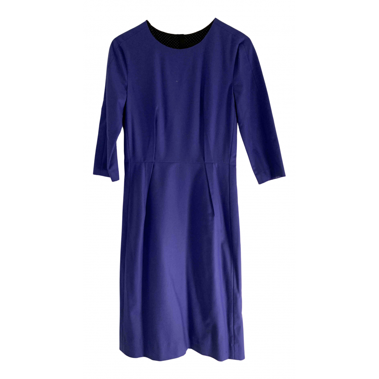 Paul Smith \N Kleid in  Blau Wolle