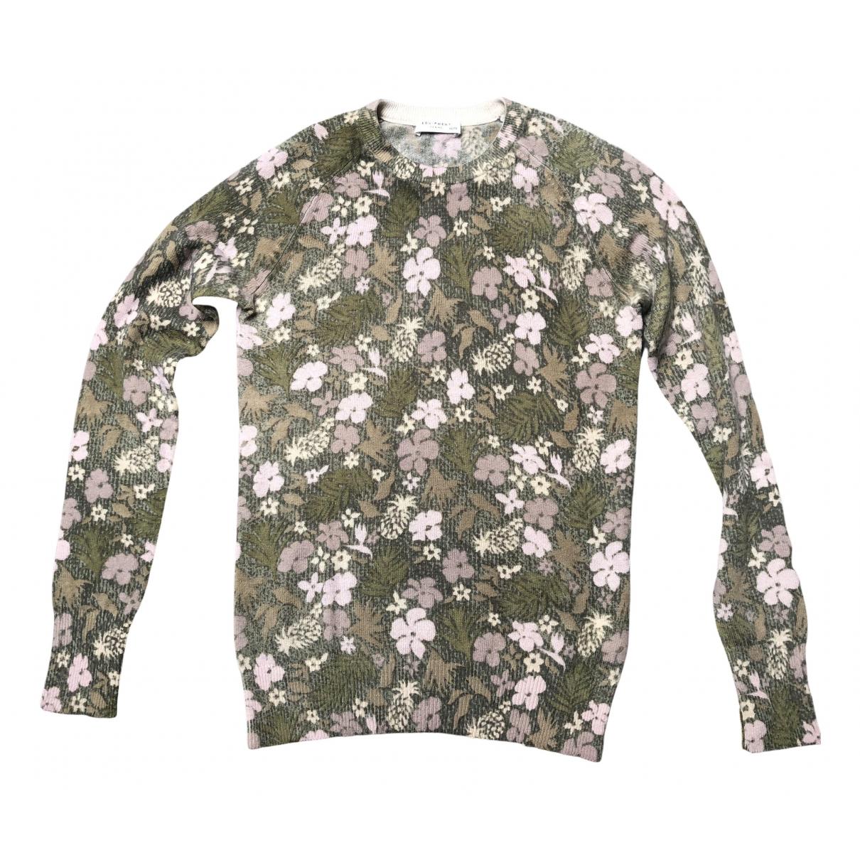 Equipment N Green Cashmere Knitwear for Women XS International