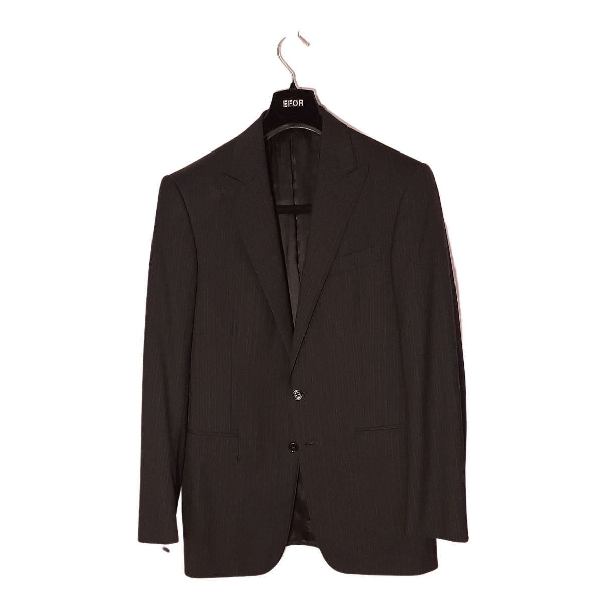 Ralph Lauren - Costumes   pour homme en laine - noir