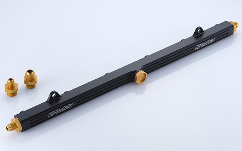GReddy Black 11mm Fuel Delivery Tube Nissan Skyline GTR