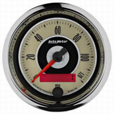 Auto Meter Cruiser Electric Programmable Speedometer, 3 3/8 inch - AMG1186