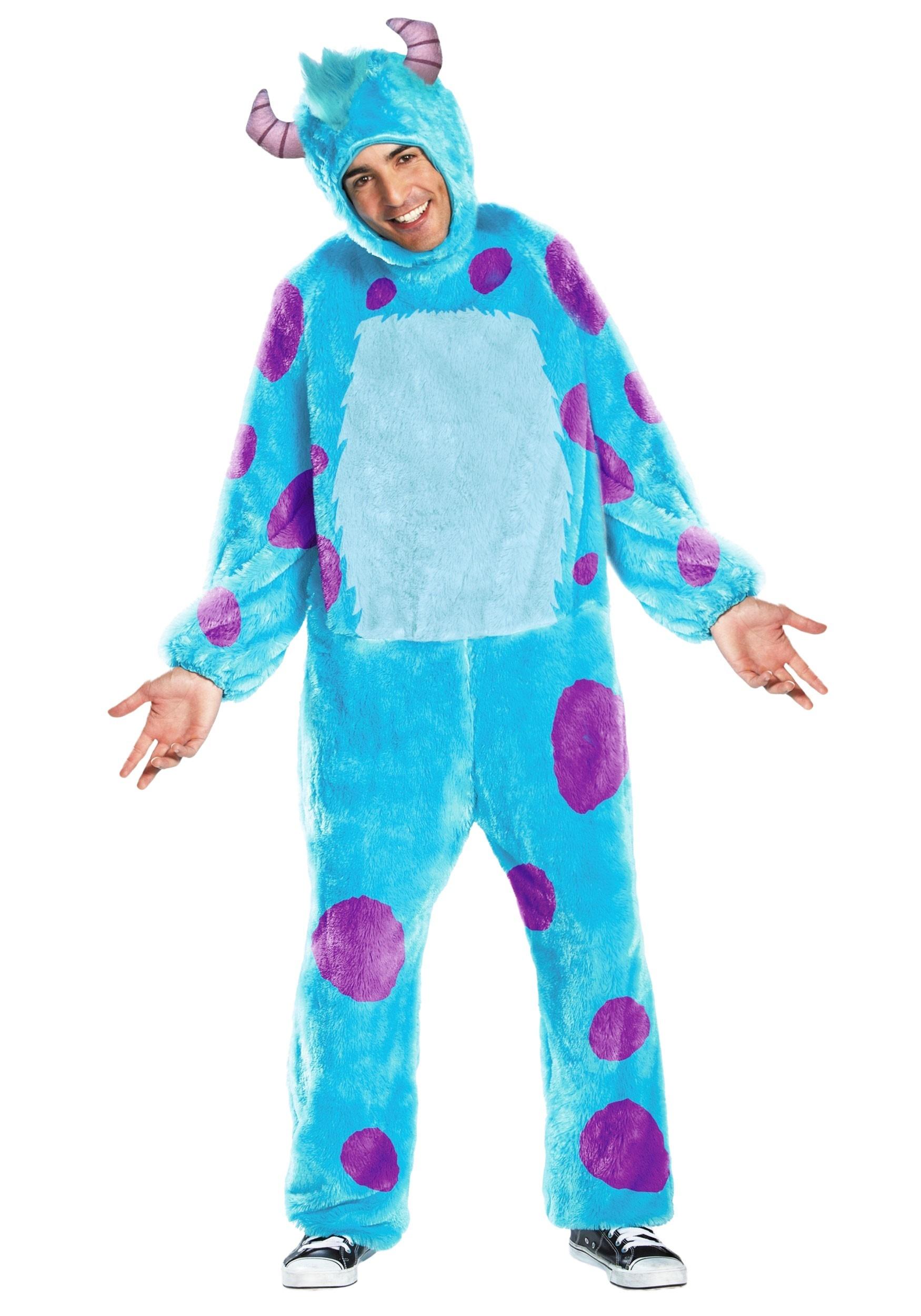 Plus Size Sulley Costume