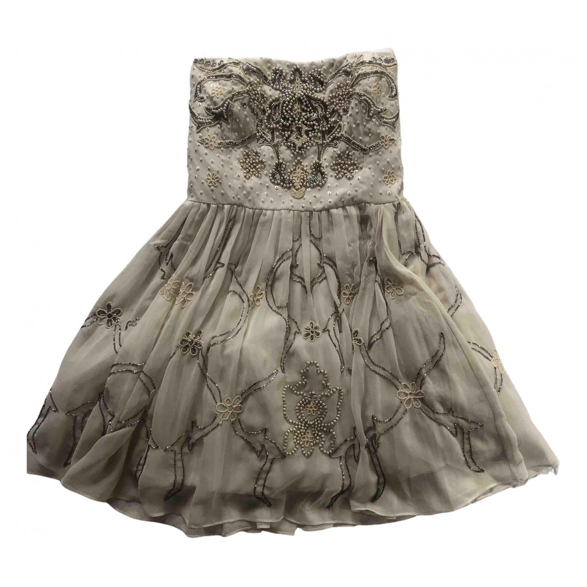 Mini vestido Needle & Thread