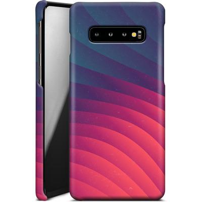 Samsung Galaxy S10 Plus Smartphone Huelle - Reservoir One von Danny Ivan