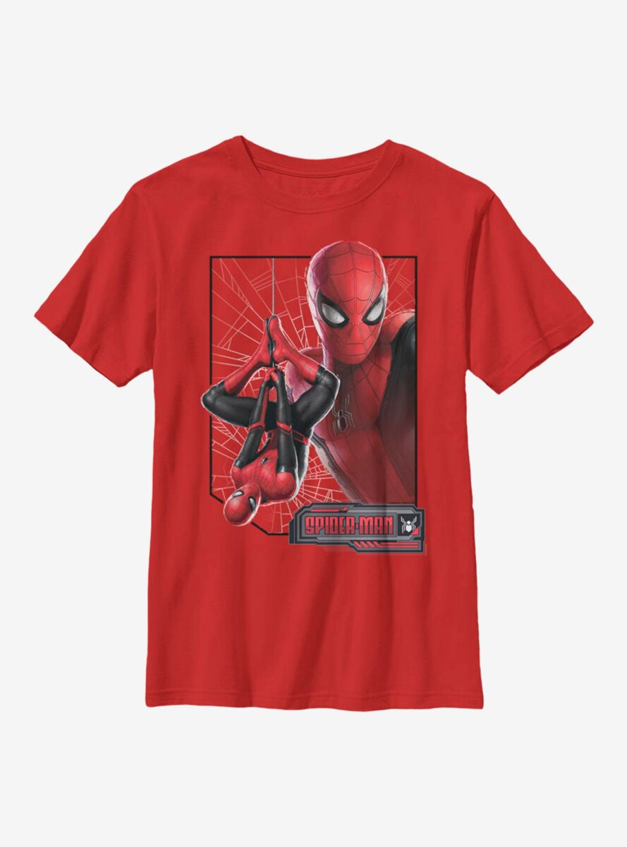 Marvel Spider-Man New Suit Youth T-Shirt