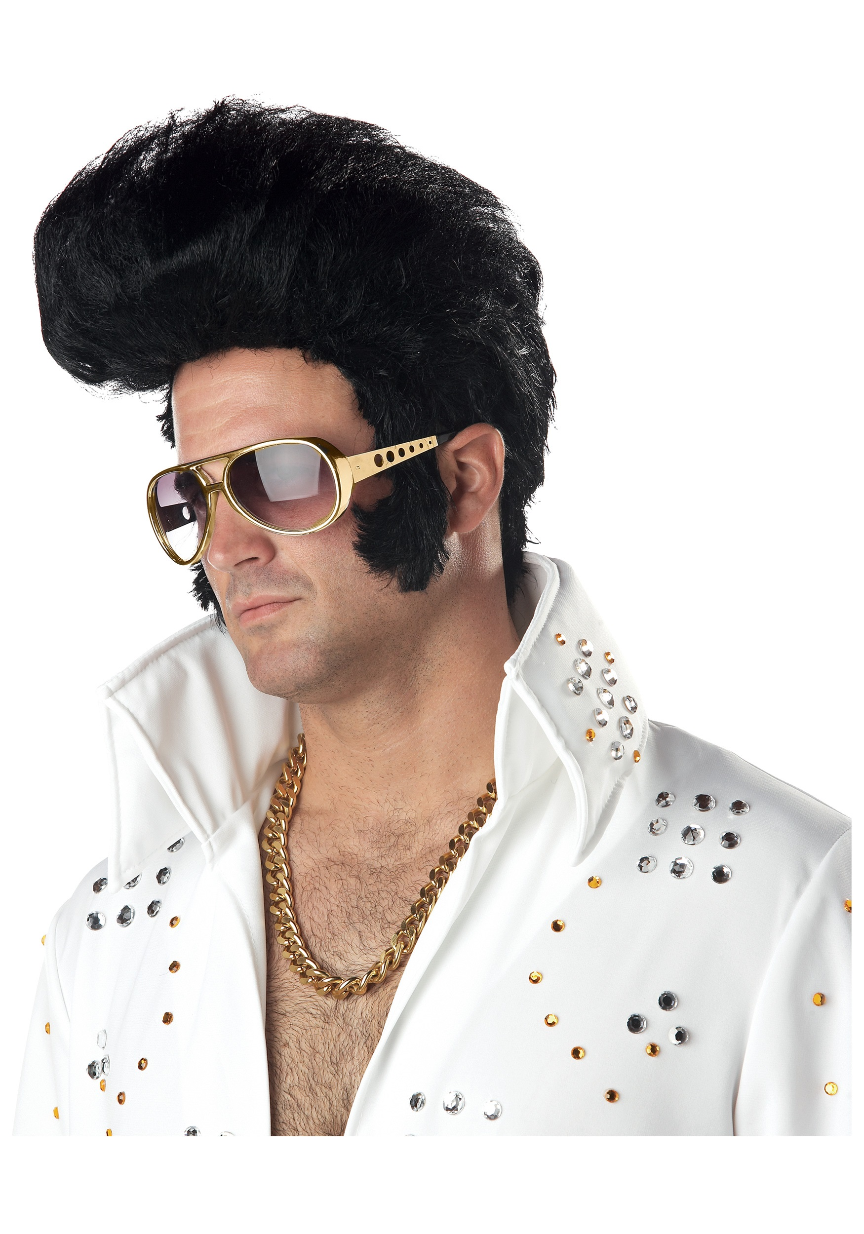 Rock Legends Costume Wig