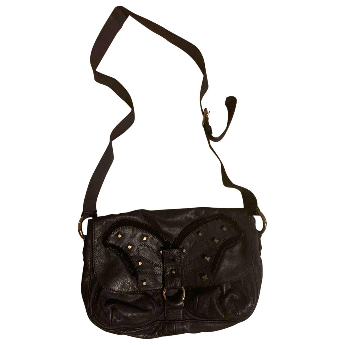 Pinko N Blue Leather Clutch bag for Women N