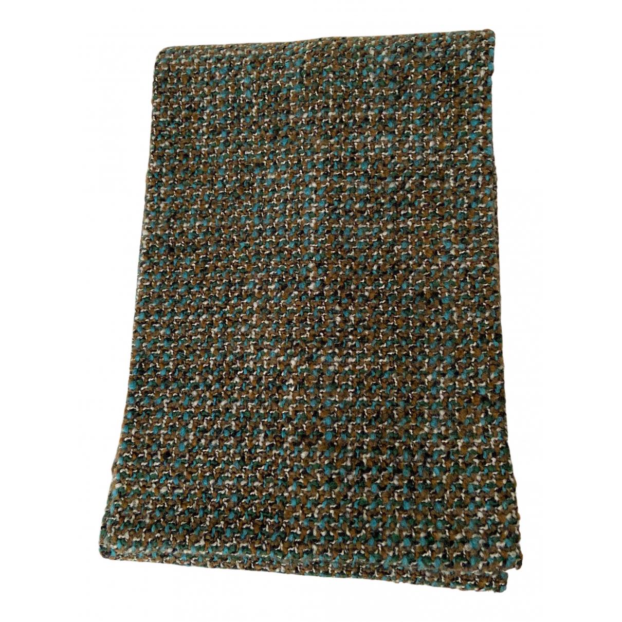 Max Mara N Green Wool scarf for Women N