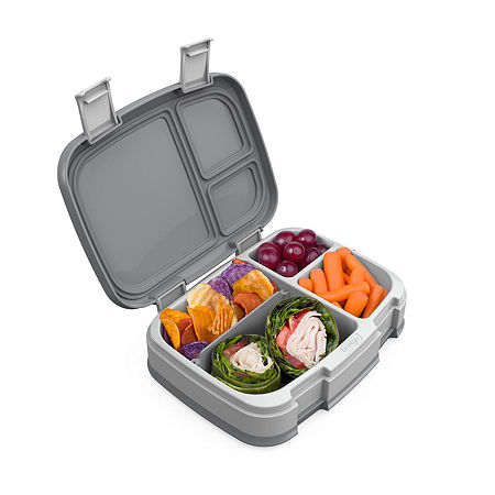 Bentgo 3-pc. Food Container, One Size , Gray