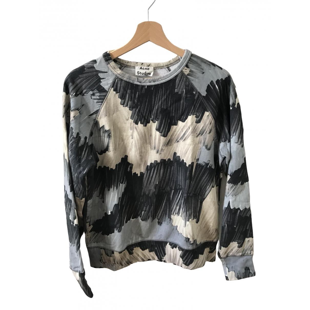 Acne Studios \N Multicolour Cotton Knitwear & Sweatshirts for Men XS International