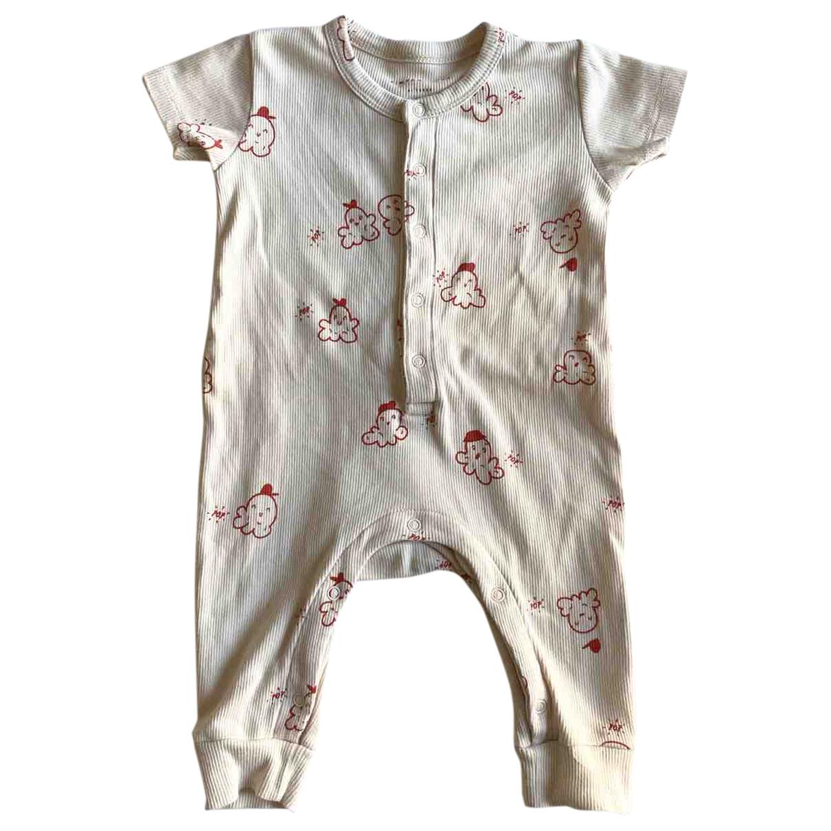 Tiny Cottons - Les ensembles   pour enfant en coton - beige
