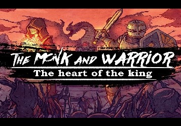 The Monk and the Warrior. The Heart of the King Steam CD Key