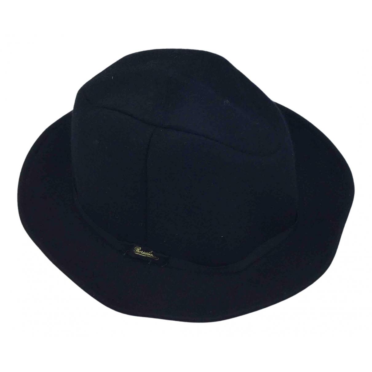 Borsalino \N Black Wool hat for Women M International