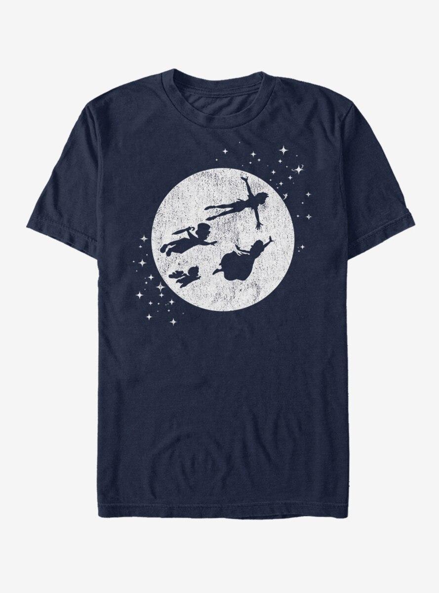 Disney Tinker Bell Fly Silhouette T-Shirt