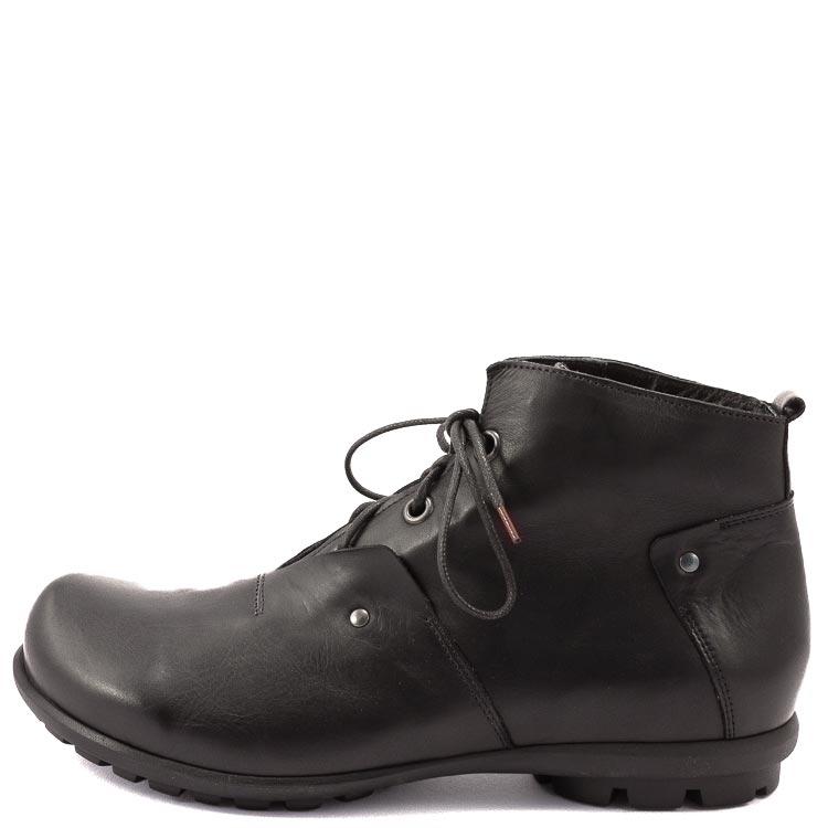 Think, 85658 Kong Men's Bootees, black Größe 45