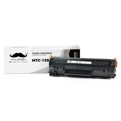 Compatible Canon ImageClass MF4770n Black Toner Cartridge by Moustache