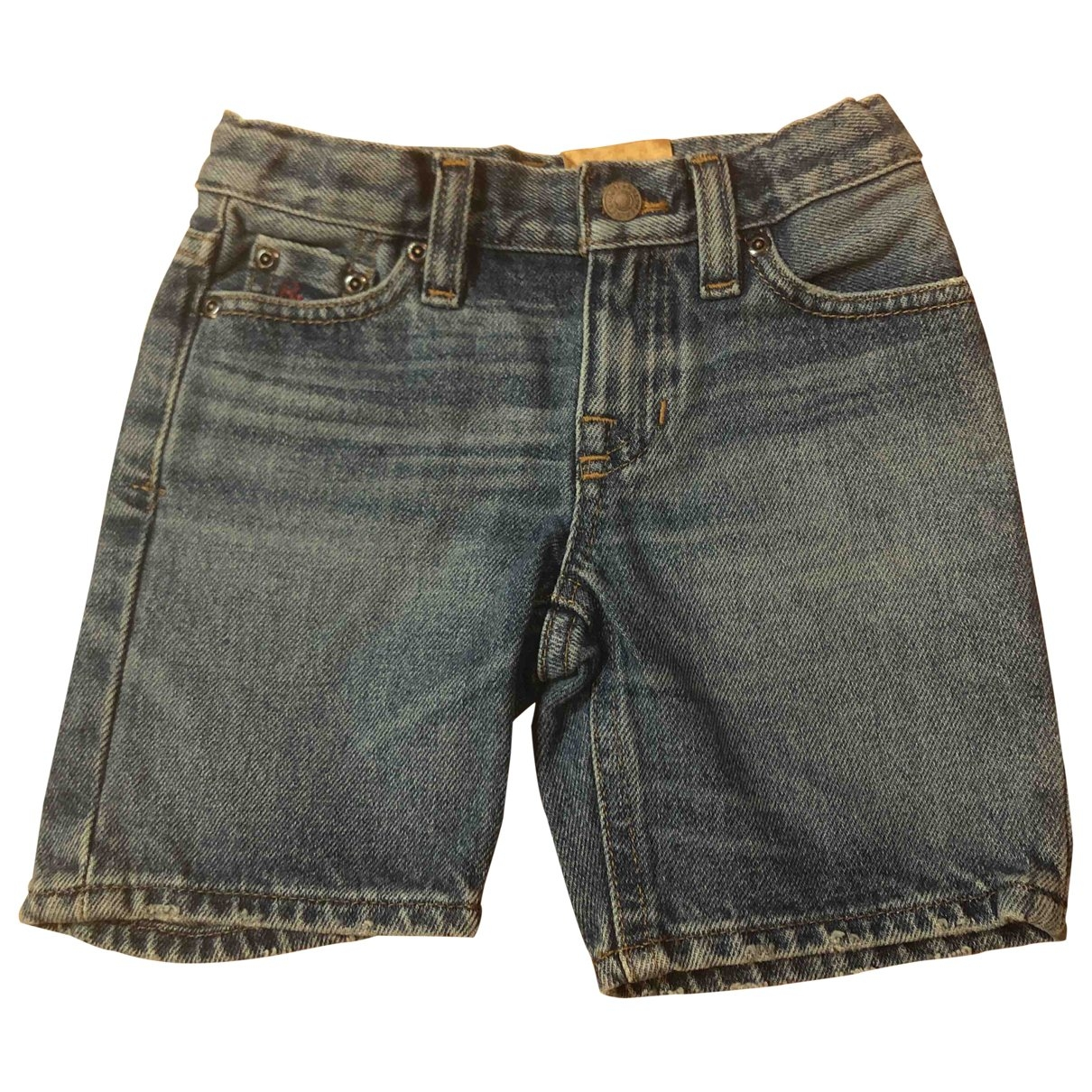 Polo Ralph Lauren \N Blue Denim - Jeans Shorts for Kids 3 years - up to 98cm FR