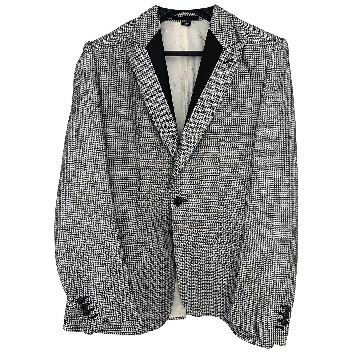 Viktor & Rolf \N Silver Cotton jacket  for Men L International