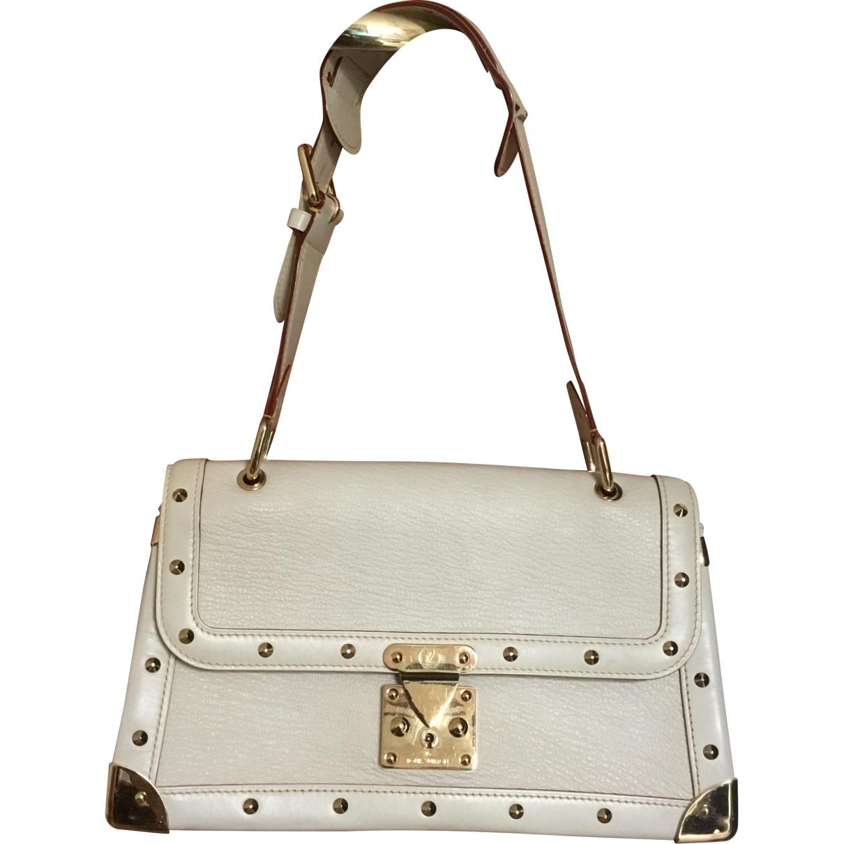 Louis Vuitton Le Talentueux White Leather handbag for Women \N