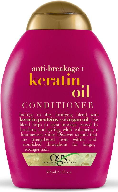 Anti-Breakage Keratin Oil Conditioner