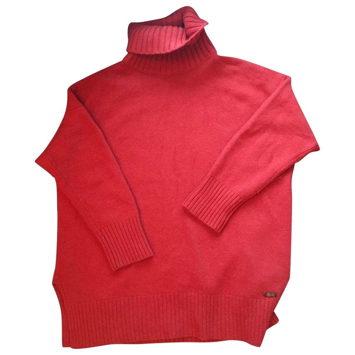 Polo Ralph Lauren \N Orange Wool Knitwear for Women XS International