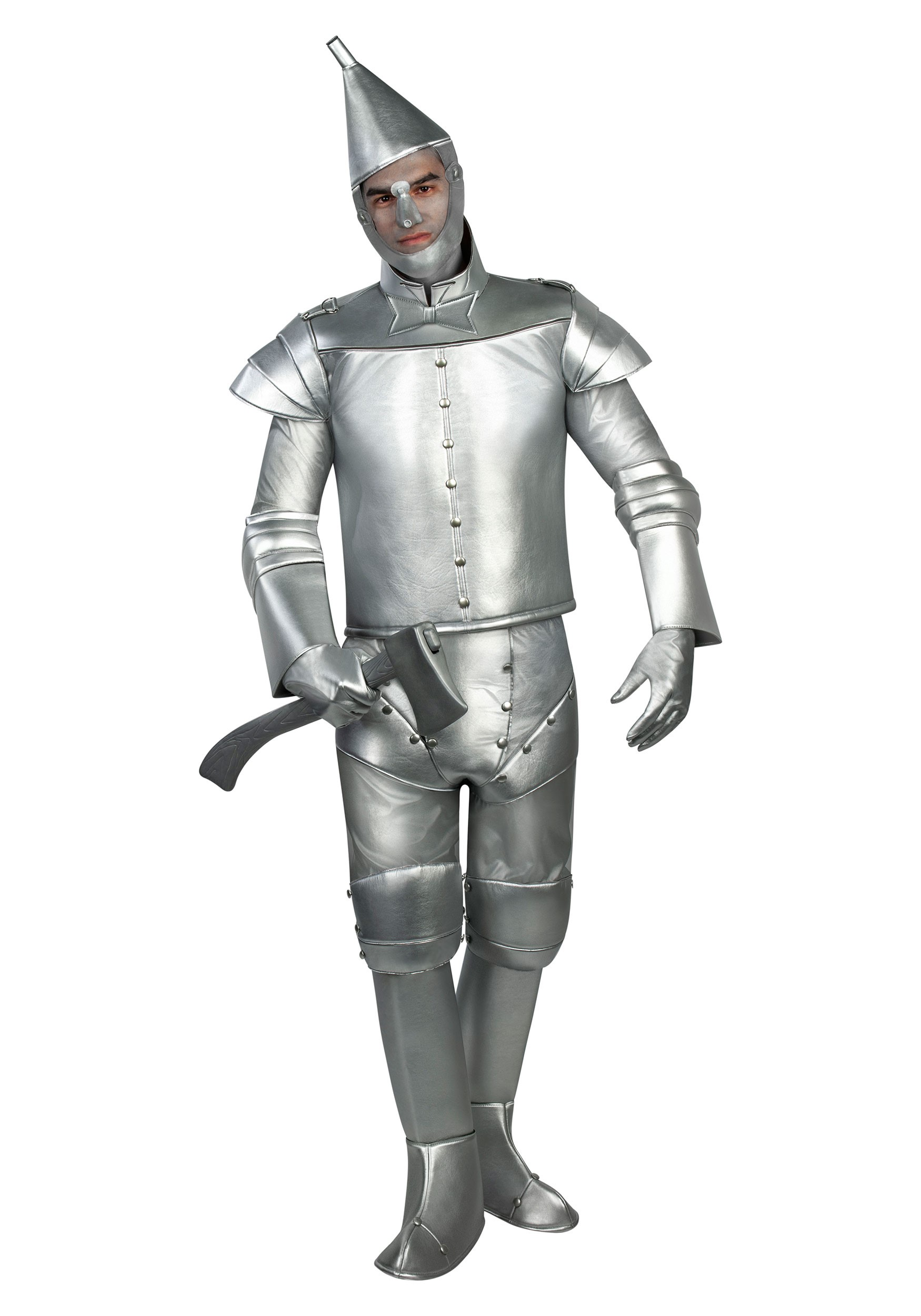 Men's Wizard of Oz Tin Man Costume