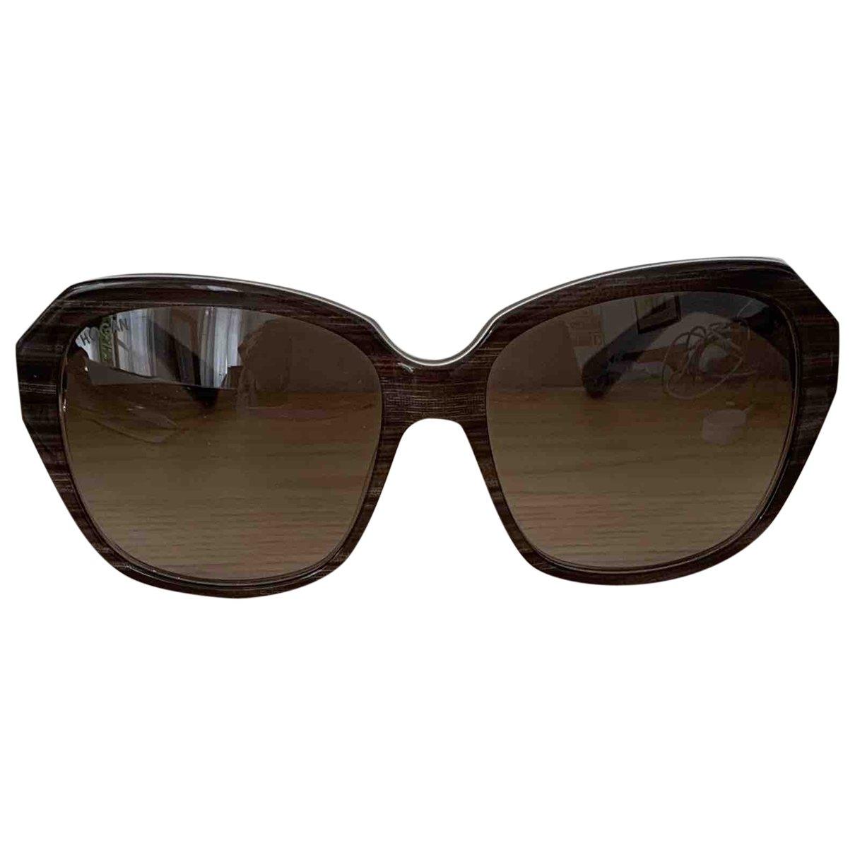 Hogan \N Grey Sunglasses for Women \N