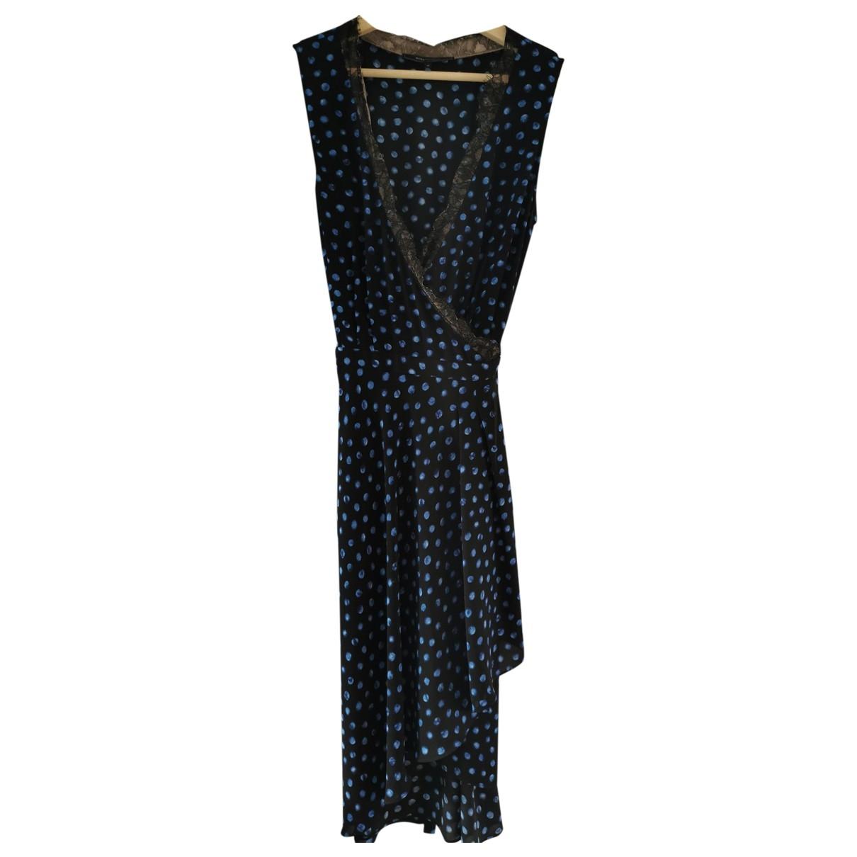 Bcbg Max Azria \N Black dress for Women 38 FR