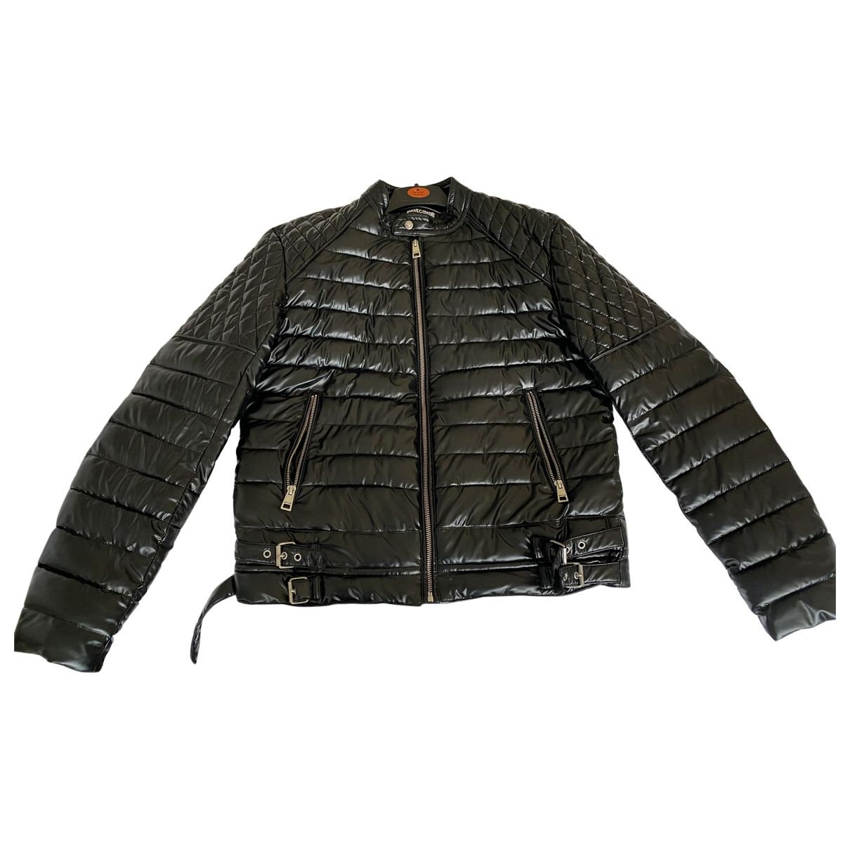 Just Cavalli \N Black jacket  for Men 50 IT