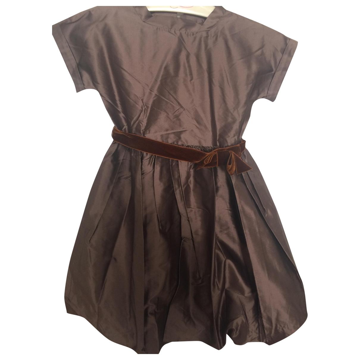 Bonpoint \N Kleid in Seide