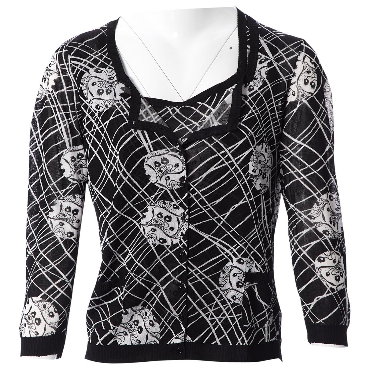 John Galliano \N Black Knitwear for Women L International