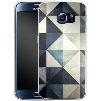 Samsung Galaxy S6 Silikon Handyhuelle - Glyzbryks von Spires