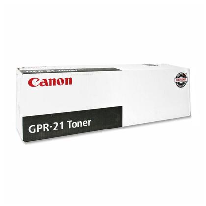 Canon GPR21BK 0262B001AA cartouche de toner originale noire