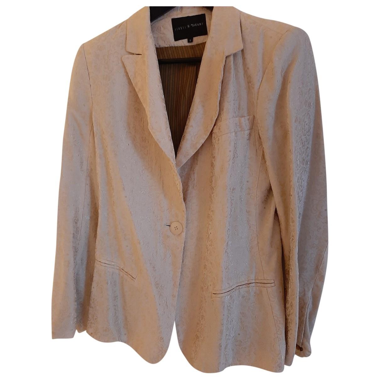 Isabel Marant \N Ecru jacket for Women 1 0-5
