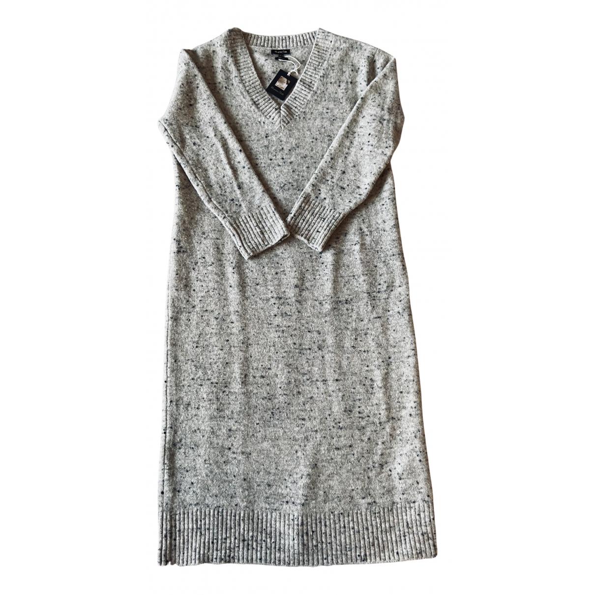 Massimo Dutti N Ecru Wool Knitwear for Women S International