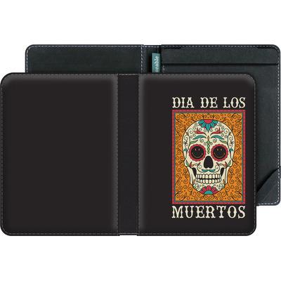 tolino vision eBook Reader Huelle - Dia De Los Muertos  von Smiley®