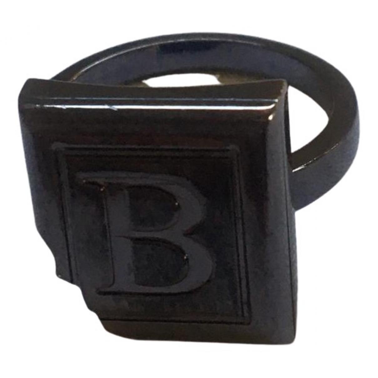 Boucheron - Bague   pour femme en or blanc - marron