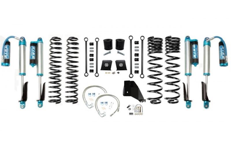 Jeep Gladiator JT 6.5 Inch Lift Kit 2020-Pres Gladiator Enforcer Lift Stage 1 w/ EVO SPEC 2.5 King Shocks EVO Mfg