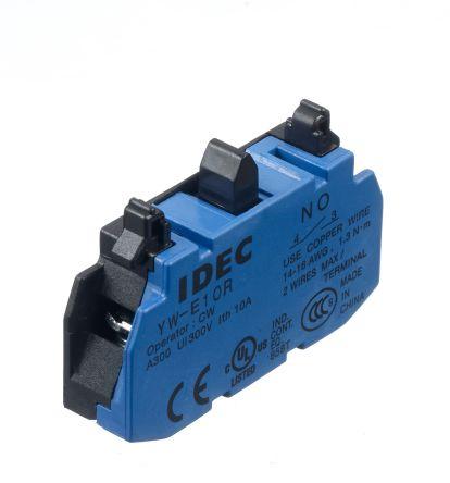 Idec Switch part;Contact Block Screw terminal