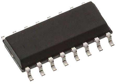 ROHM BA12004BF-E2, 7-element NPN Darlington Pair 60 V HFE:1000, 16-Pin SOP (25)