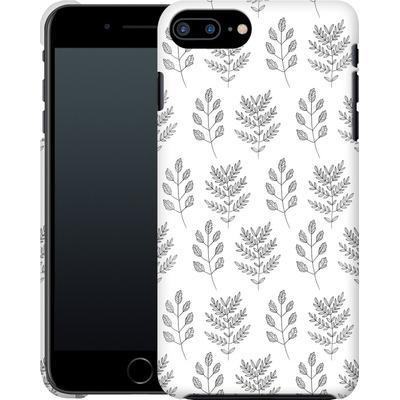 Apple iPhone 7 Plus Smartphone Huelle - Botanic Studies 2 von Lucy Bohr