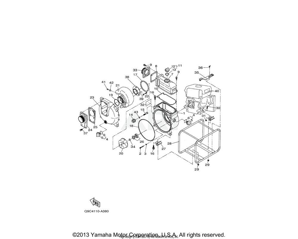 Yamaha OEM YJA-01184-50-01 PLUG SET