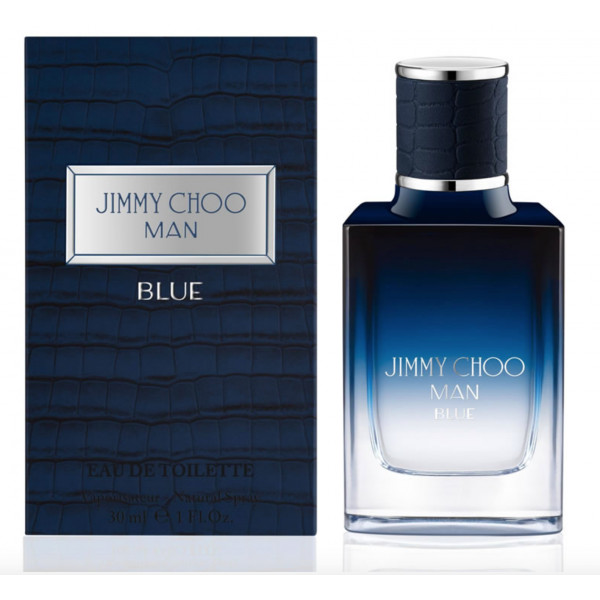 Jimmy Choo - Man Blue : Eau de Toilette Spray 1 Oz / 30 ml