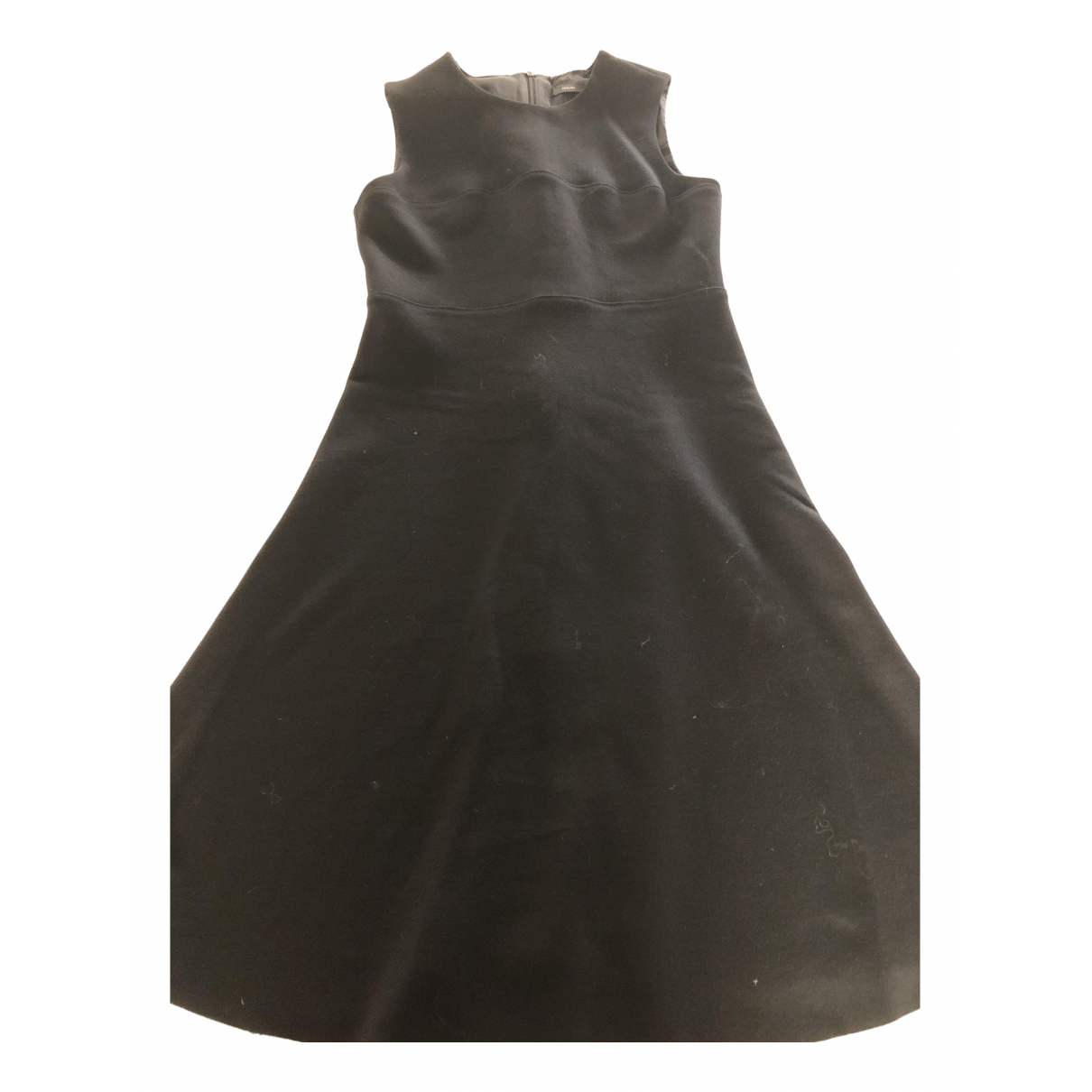Joseph \N Kleid in  Schwarz Wolle
