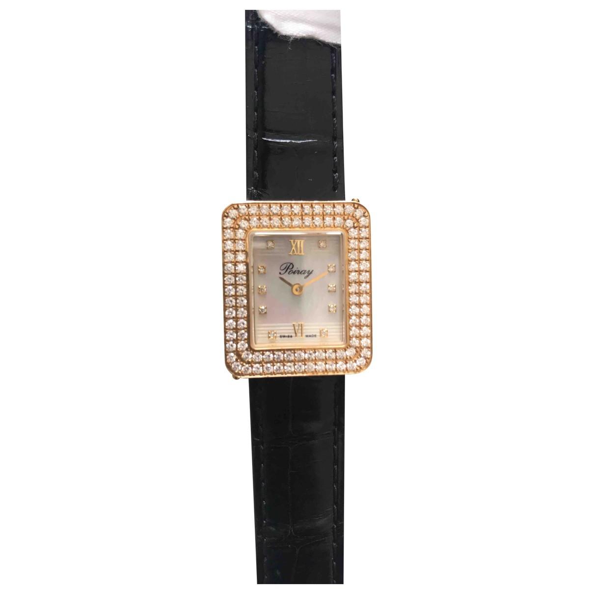 Reloj Ma Premiere de Oro amarillo Poiray