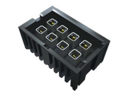 Samtec , IP5-RA, 1 Row, Right Angle PCB Header (100)
