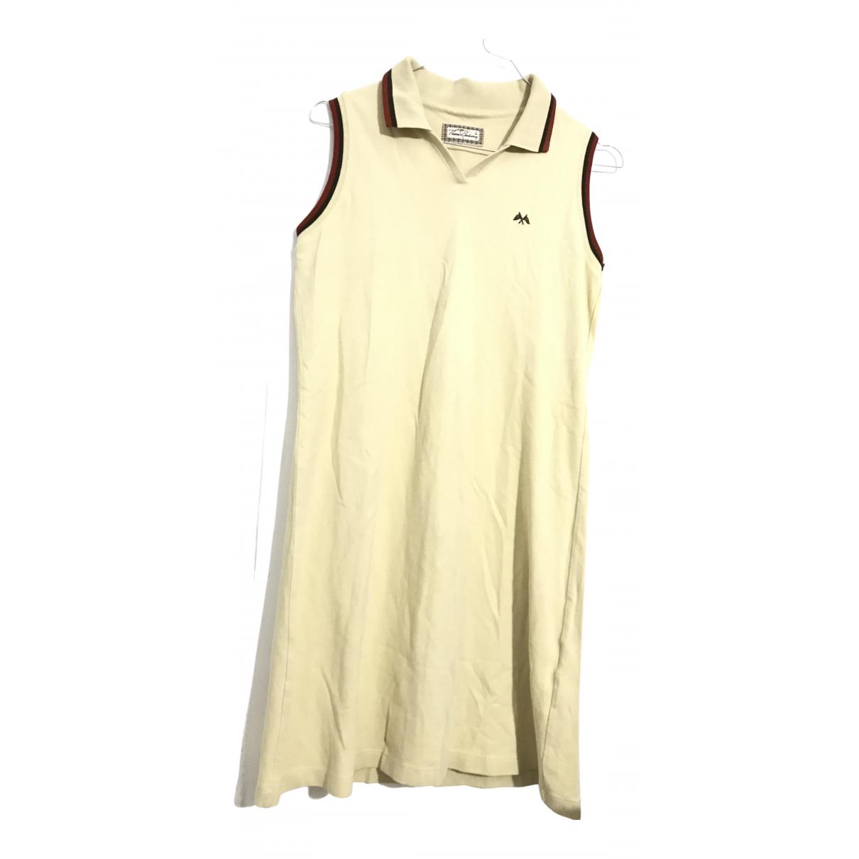 Burberry N Beige Cotton dress for Women S International
